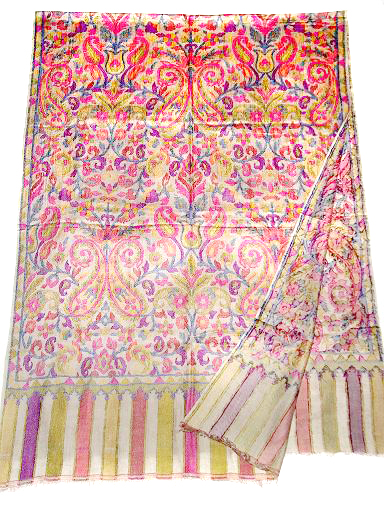 Wholesaler and Exporters of Pashmina Shawls, Pashmina Jamawar Shawls, Pashmina Jacquard Shawls, Pashmina Woven Shawls, Pashmina Reversible,