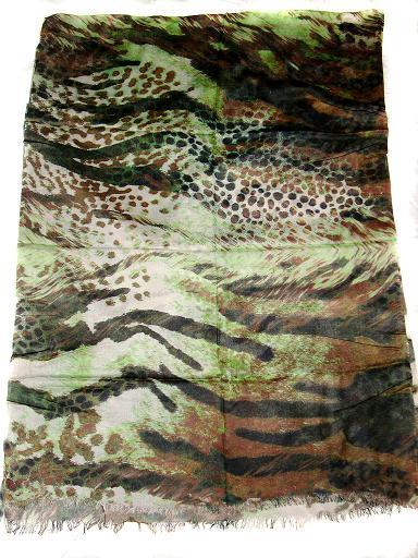 50%Silk 50%Modal shawls