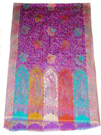 Wholesaler and Exporters of Wool Silk Shawls, Pashmina Wool Shawls, Silk Viscose Shawls, Evening Silk Pashmina Shawls, Plain Silk Pashmina,