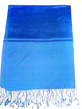 Wholesaler and Exporters of Designer Silk Shawls, Silk Woven Scarf, Plain Silk Scarves, Reversible Silk Scarf, Silk Mufflers, Silk Scarf
