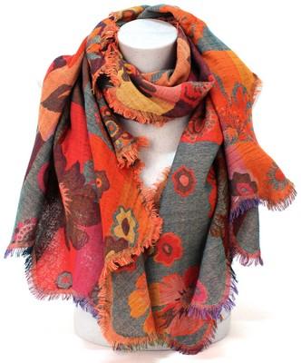 Ganpati Fashions & Girisha Textiles manufacturer and exporters of Cashmere Wool Scarves, Silk Wool Scarves. Soft Wool Scarves, Wool Scarf,
