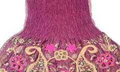 Wholesaler and Supplier of Viscose Check Scarves, Unisex Viscose Scarves, Viscose Scarves For Women's, Embroidered Lycra Scarves, Silk Scarf