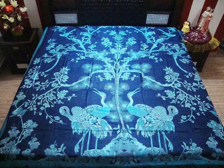 Fine Silk Bed Sheet