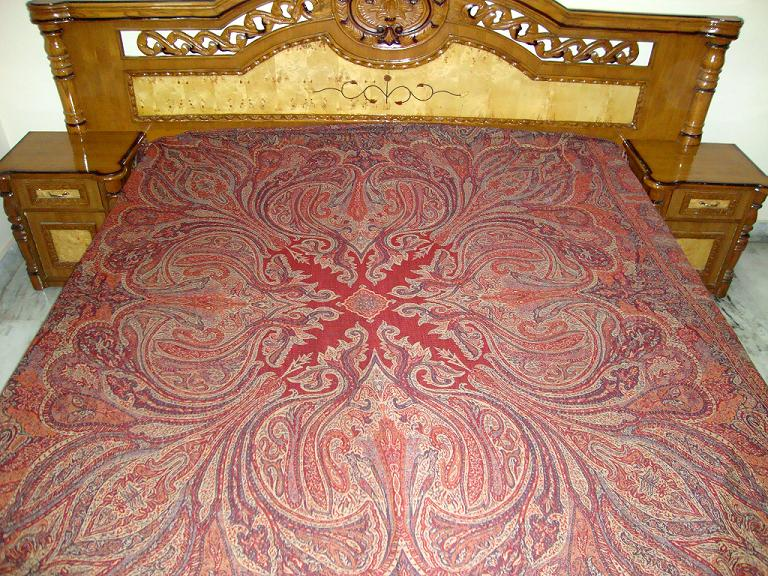 Antique Wool Bedspreads