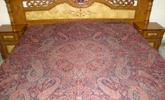 Wholesaler and Supplier of Quilt, Blankets, Rugs, Fancy Bedsheets, Wool Jamawar Bedspreads, Tree Of Life Bedspreads, Jamawar Bedspreads,