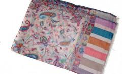 Manufacturer of Pashmina Men's Scarves, Cashmere Men's Scarves, Wool Scarves For Men's, Unisex Scarves, Printed Mens' Scarves, Cashmere,